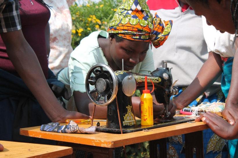 Ouganda : Micro-entreprise d'artisanat