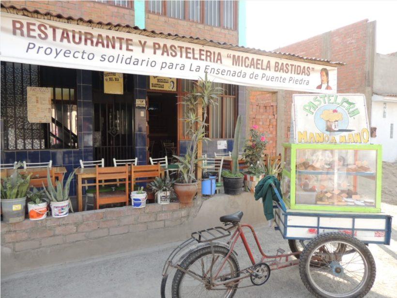 Pérou : Boulangerie communautaire